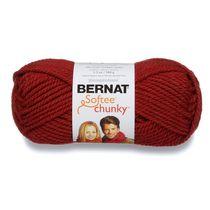 Bernat Softee Chunky Yarn, Faded Denim, 3.5oz(100g), Super Bulky , Acrylic