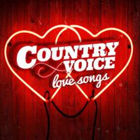 Artistes Variés - Country Voice Love Songs