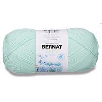 BERNAT BABY SPORT YARN (350G/12.3OZ), BABY GREEN