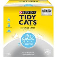 Purina® Tidy Cats® with Glade™ Clear Springs™ Clumping Cat Litter