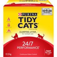 Purina(MD) Tidy Cats(MD) 24/7 Performance(MC) Litière pour Chats Agglomérante pour Plusieurs Chats