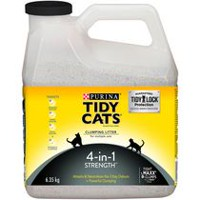 Purina® Tidy Cats® 4-in-1 Strength™ Clumping Cat Litter for Multiple Cats