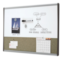 "Arc™ Frame Combination Boards-18"" x 24"""
