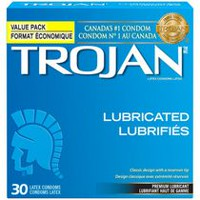 TROJAN Premium Lubricated Value Pack Condoms