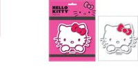 Décalcomanie forme découpée Hello Kitty de Chroma Graphics