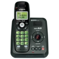 Vtech CS6124-11 black Cordless Answering System with Caller ID