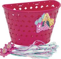 Barbie My Fab Bike Flair Bicycle Basket and Streamer Accessory Pack