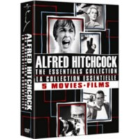 Alfred Hitchcock: The Essentials Collection - Rear Window / Vertigo / North By Northwest / Psycho / The Birds (Limited Edition)