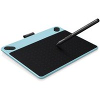 Wacom Intuos Draw Creative Small Blue Pen Tablet