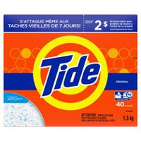 Tide HE Turbo Powder Laundry Detergent Original
