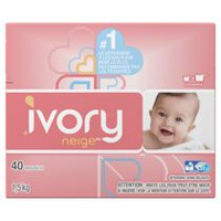 Ivory Snow Powder Laundry Detergent