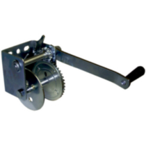 Manual Winch for 600 lbs capacity Ramp