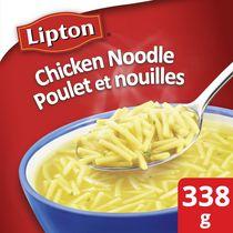Mélange à Soupe Lipton Poulet et Nouilles