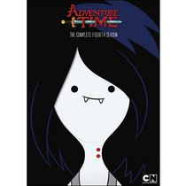 Cartoon Network: Adventure Time - The Complete Fourth Season