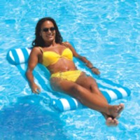 Swimline Premium Water Hammock Pool Float
