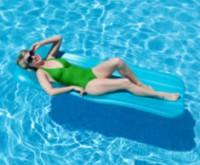 "Aqua Cell 1.75"" Deluxe Cool Pool Float"