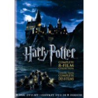 Harry Potter : Collection Complète Des 8 Films