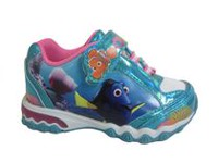 Disney Girls' Dory Casual Shoes 9