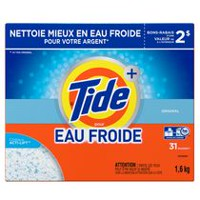 Tide HE Turbo for Coldwater Original Scent Powder Laundry Detergent