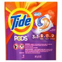 Tide PODS Laundry Detergent, Spring Meadow, Designed for Regular and HE Washers