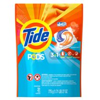 Tide PODS Laundry Detergent, Ocean Mist, Designed for Regular and HE Washers