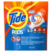 Tide PODS Laundry Detergent, Original, Designed for Regular and HE Washers