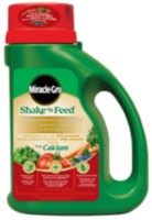 Miracle-Gro Shake'n Feed Tomato, Fruits & Vegetables Slow Release Plant Food