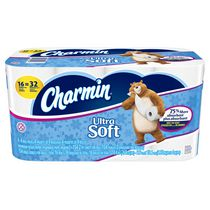 Charmin Ultra Soft™ Toilet Paper