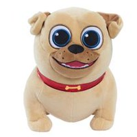 Puppy Dog Pals Medium Plush Rolly