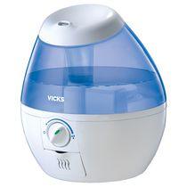 Vick VUL520WC Mini FilterFree Cool Mist Ultrasonic Humidifier