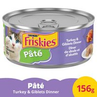 Purina Friskies® Turkey & Giblets Dinner Cat Food