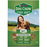 Purina(MD) Dog Chow(MD) Nourriture pour Chiens Adultes 8KG