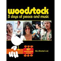 Woodstock: 3 Days Of Peace And Music - 40th Anniversary Limited Edition Revisited (Director's Cut) (Blu-ray)