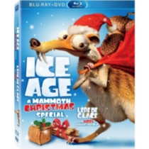 Ice Age: A Mammoth Christmas Special (Blu-ray + DVD)