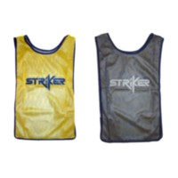 Striker Reversible Practice Vests - 4 pack