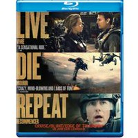 Live Die Repeat: Edge Of Tomorrow (Blu-ray) (Bilingual)