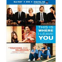 This Is Where I Leave You (Blu-ray + DVD + Digital HD With UltraViolet) (Bilingual)