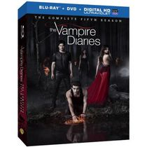 The Vampire Diaries: The Complete Fifth Season (Blu-ray + DVD + Digital HD)