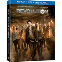 Revolution: The Complete Second Season (Blu-ray + DVD + Digital HD)