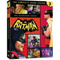 Batman: The Television Series - The Complete Third Season