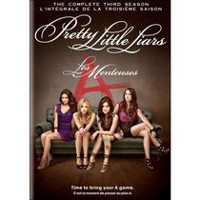 Pretty Little Liars: The Complete Third Season (Bilingual)