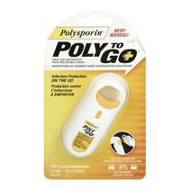 POLYSPORIN® POLY TO GO® First Aid Antiseptic/ Pain Relieving Spray