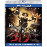 Resident Evil: Afterlife 3D (Blu-ray 3D) (Bilingual)