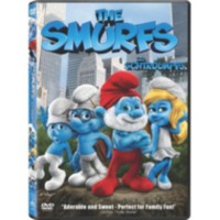 Film The Smurfs (DVD) (Bilingue)