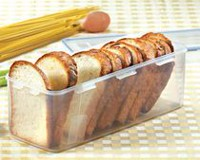 Starfrit Plastic Bread Container