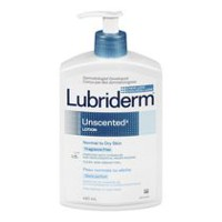 Lubriderm® Unscented® Normal to Dry Skin Fragrance Free Lotion