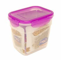 Plastic nestable container 1L