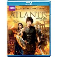 Atlantis: Season Two, Part One (Blu-ray)