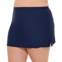 Krista Plus Swim Skirted Bottom 3X