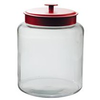 Anchor Hocking 2 Gallon Montana Jar with Stainless Steel Lid